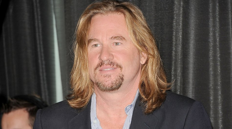 """TORONTO, ON - SEPTEMBER 12: Actor Val Kilmer speaks onstage at the """"Twixt"""" press conference during the 2011 Toronto International Film Festival at TIFF Bell Lightbox on September 12, 2011 in Toronto, Canada. (Photo by Jason Merritt/Getty Images)"""