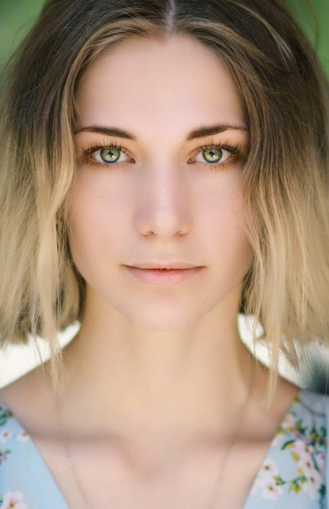Welche Haarfarbe passt zu grünen Augen