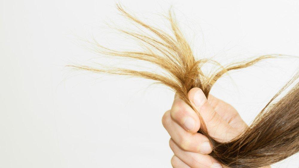 Kaputte Haare