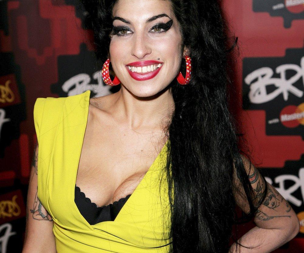 Amy Winehouse war Designerin
