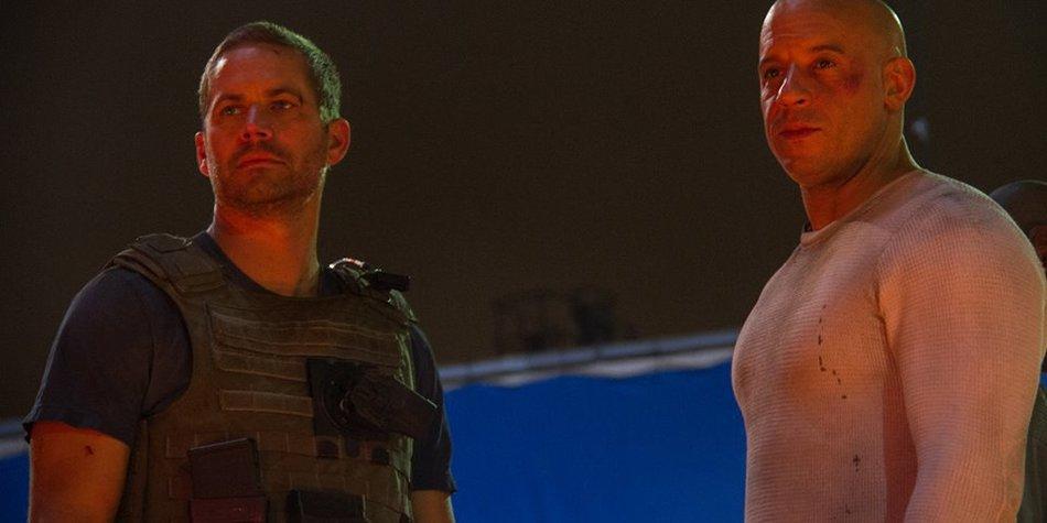 Paul Walker: Fast & Furious 7 wird verschoben