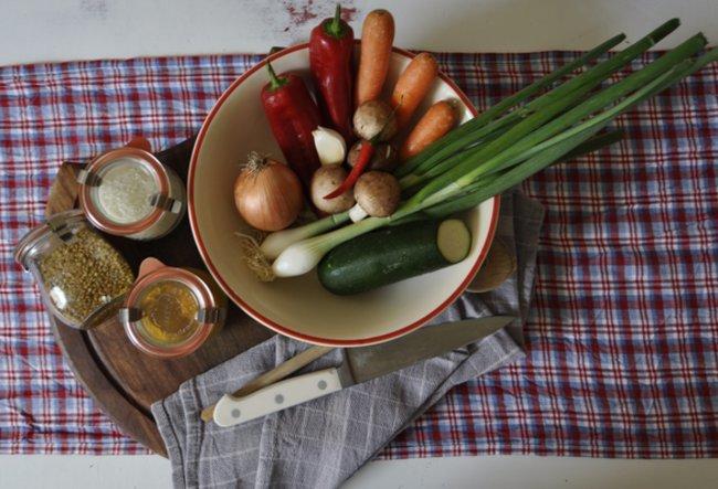 Vegan kochen macht Lust auf mehr