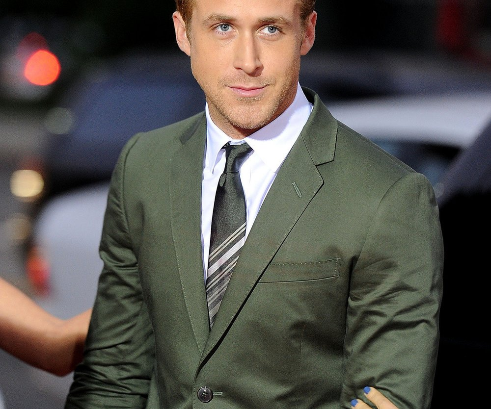 Ryan Gosling kann Frauen gut zuhören