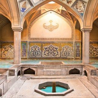 Hammam-e Ali Gholi Agha historic bath, Esfahan, Isfahan, Iran