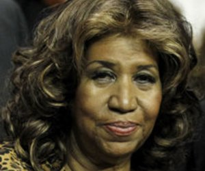 Aretha Franklin spricht über ihre Schmerzen