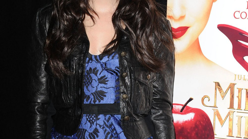 Lily Collins bezaubert ihre Fans