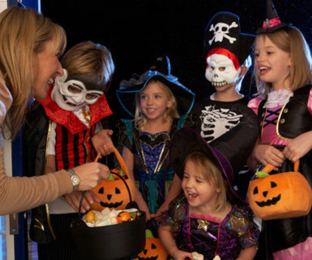 Halloween: Mit Vorsicht genießen