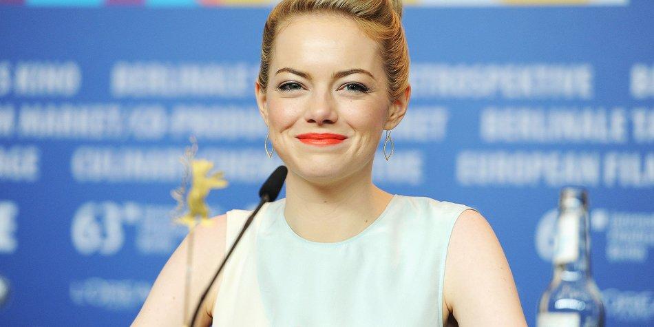 Emma Stone: Neue Muse von Woody Allen?