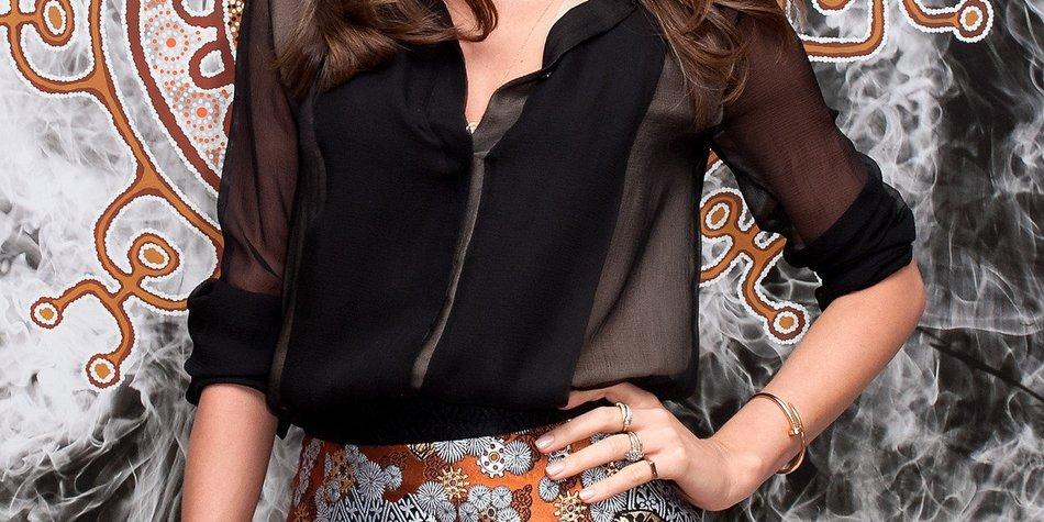 Miranda Kerr twittert ein Bild ohne ihren Ehering