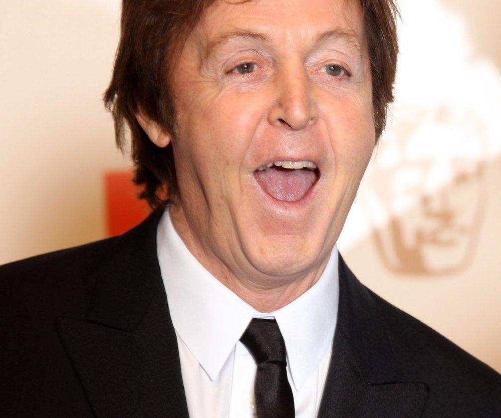 Paul McCartney genießt Flitterwochen