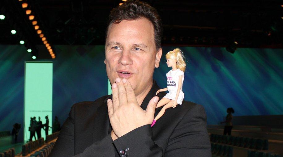 Guido Maria Kretschmer und Barbie