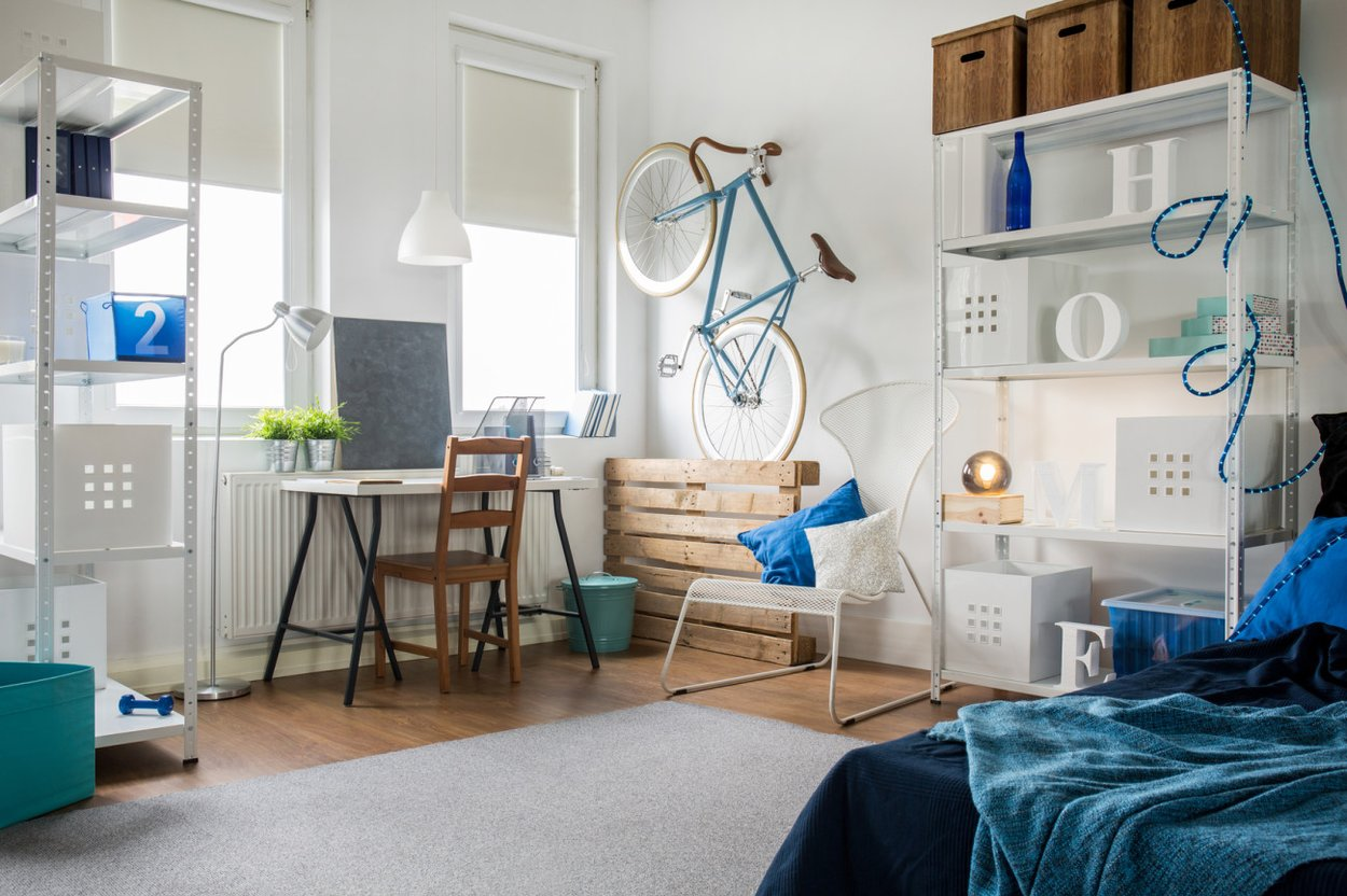 Kleine Wohnung einrichten mit optimaler Raumnutzung