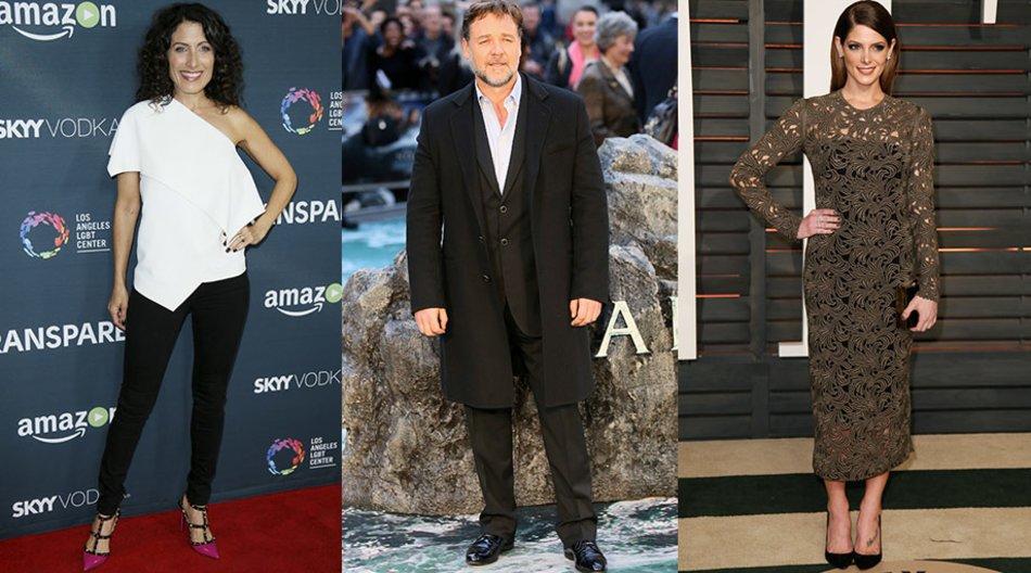 Lisa Edelstein, Al Pacino, Ashley Greene