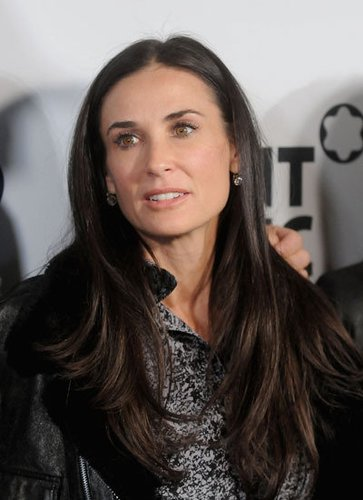 Demi Moore aus About Last Night