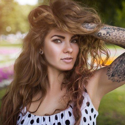 Tattoo-Test
