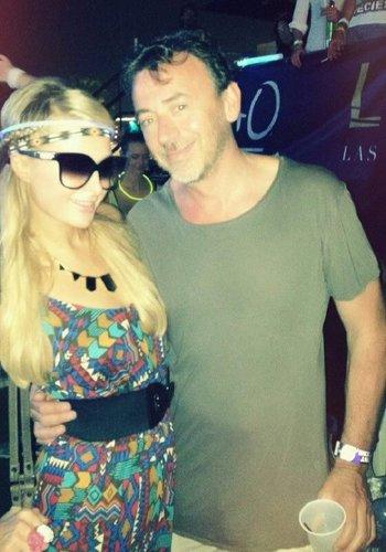 Paris Hilton Party