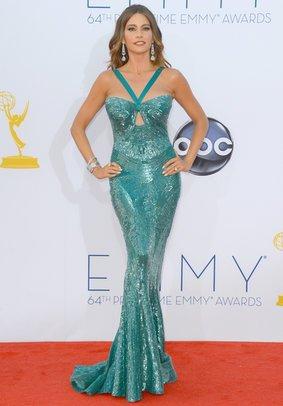Sofia Vergara in einer Meerjungfrauenrobe