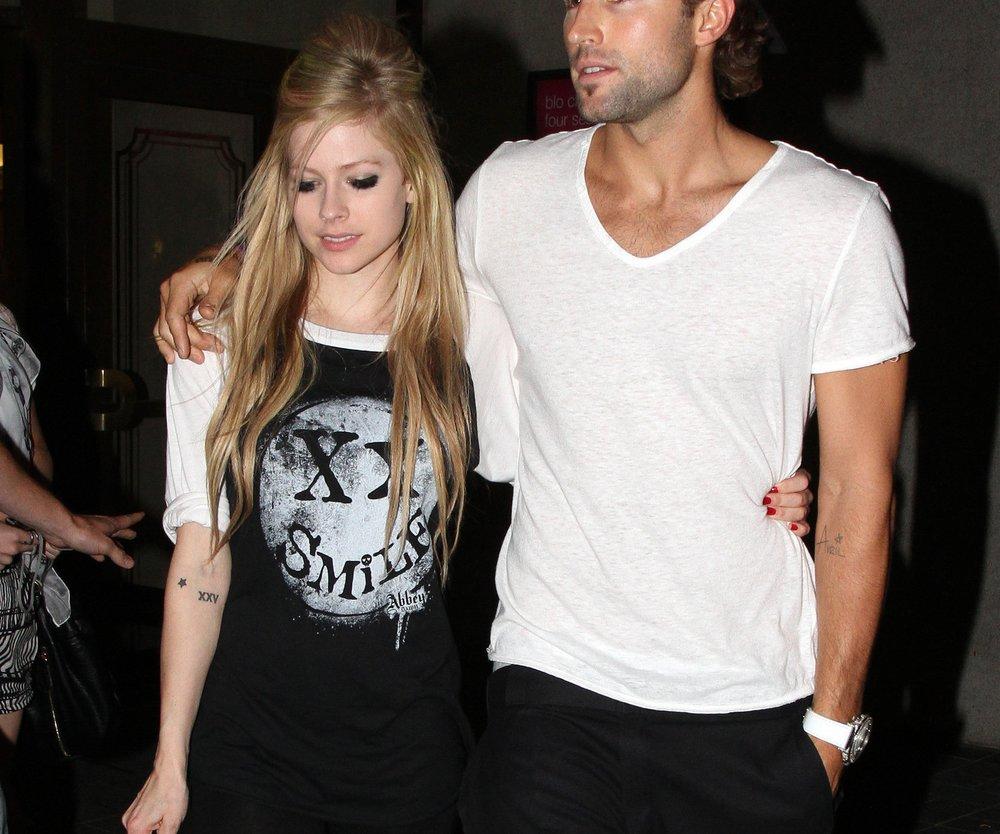 Avril Lavigne doch nicht getrennt?