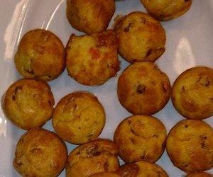 Herzhafte Mini Muffins