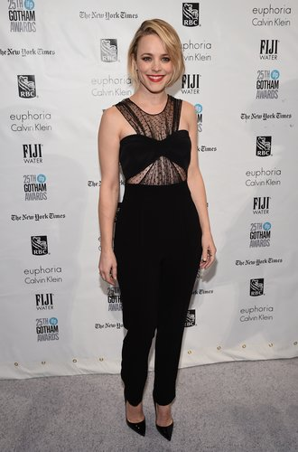 attends the 25th IFP Gotham Independent Film Awards co-sponsored by FIJI Water on November 30, 2015 in New York City.