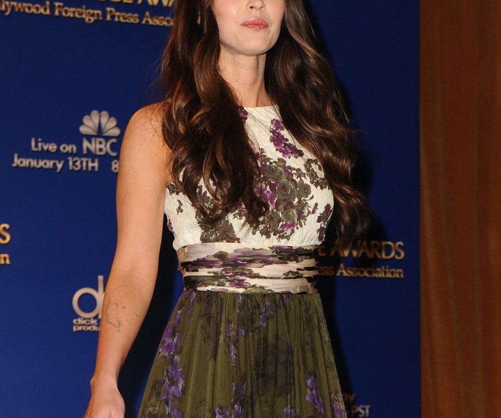 Megan Fox: Fünf Wochen nach der Geburt rank und schlank