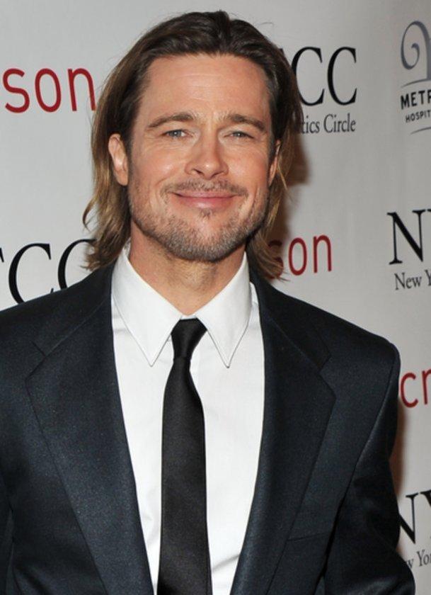 Erfolg bei den New York Film Critics Circle Awards: Brad Pitt