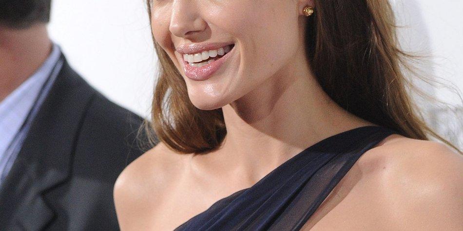Angelina Jolie schreckt vor Sex-Szene zurück