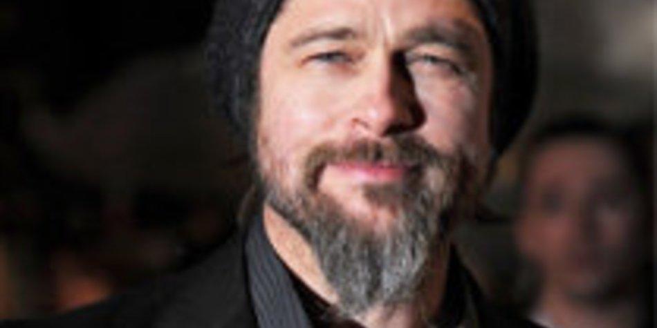 Brad Pitt: Der Bart ist ab!