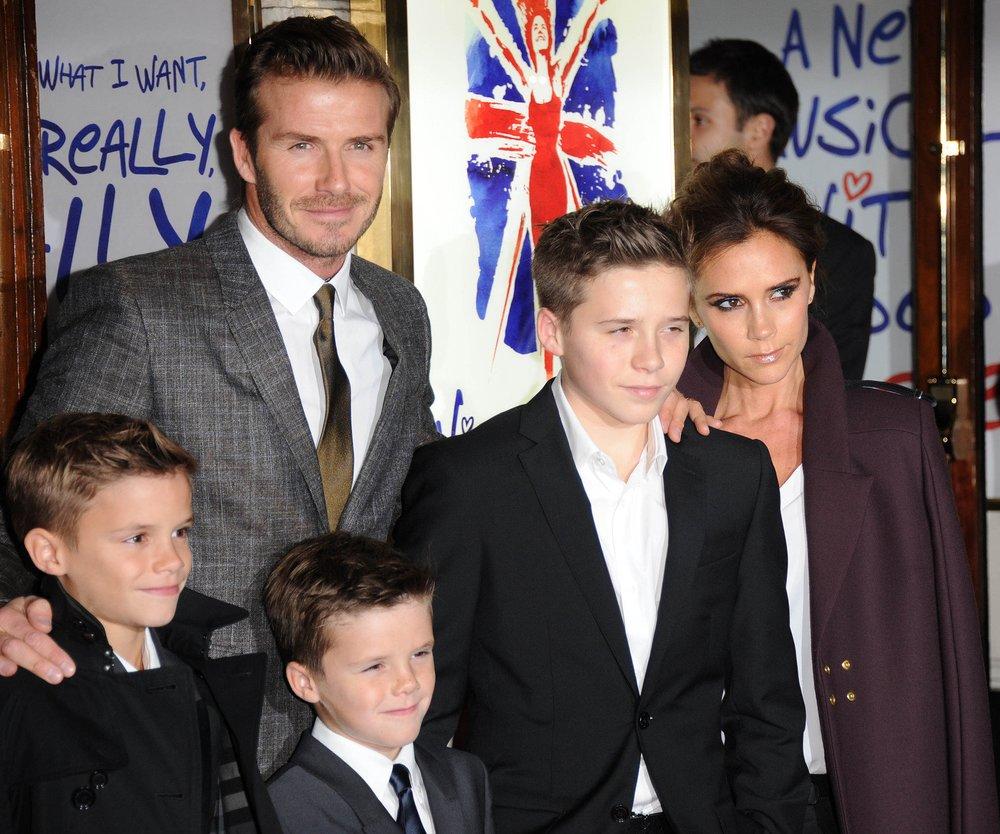Victoria und David Beckham feiern Weihnachten im Paradies!