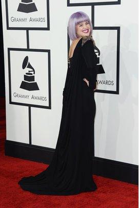 Kelly Osbourne ist eine Fashionista
