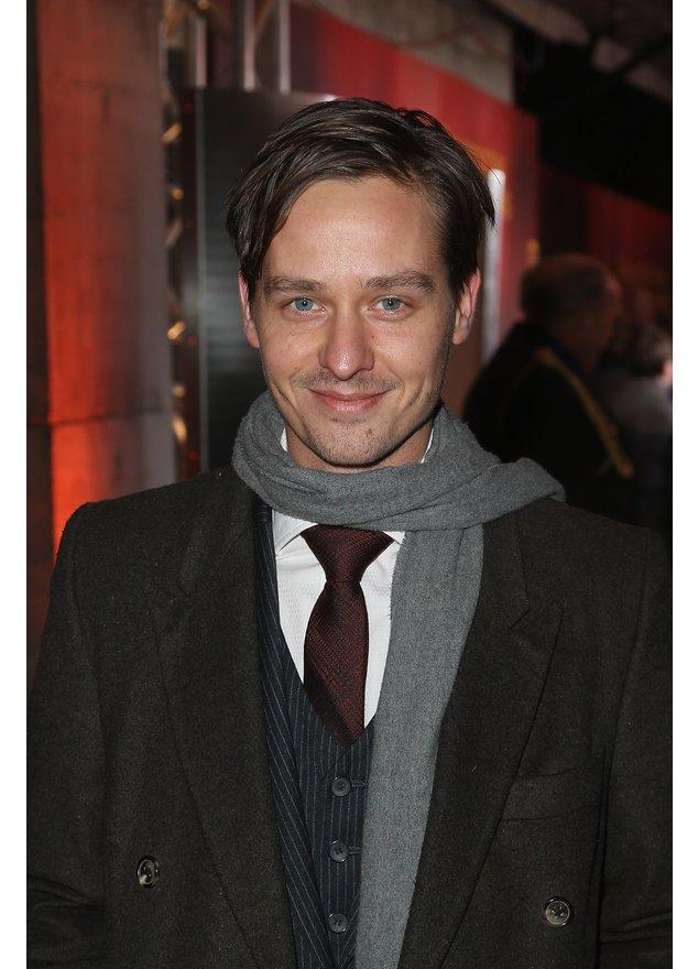 Tom Schilling bei der Verleihung des Bayerischen Filmpreises