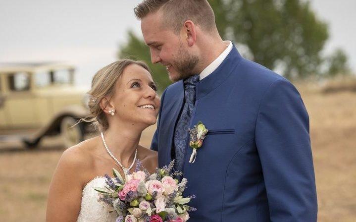 Hochzeit auf den ersten Blick Christina und Marcel