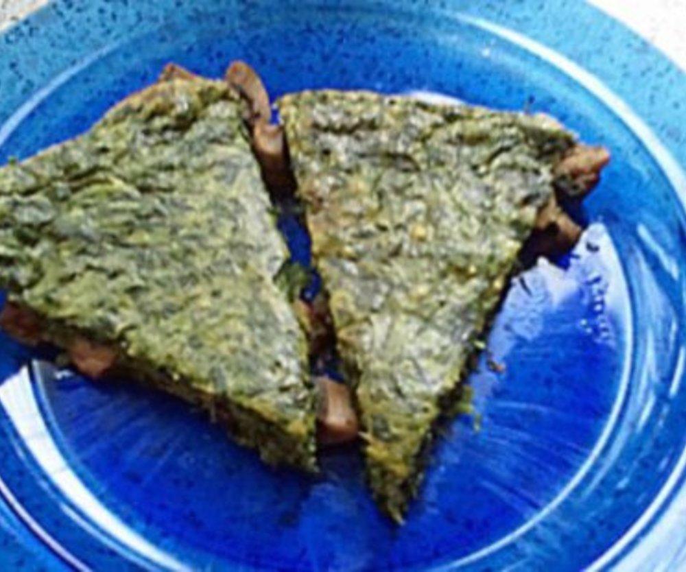 Spinat-Torte