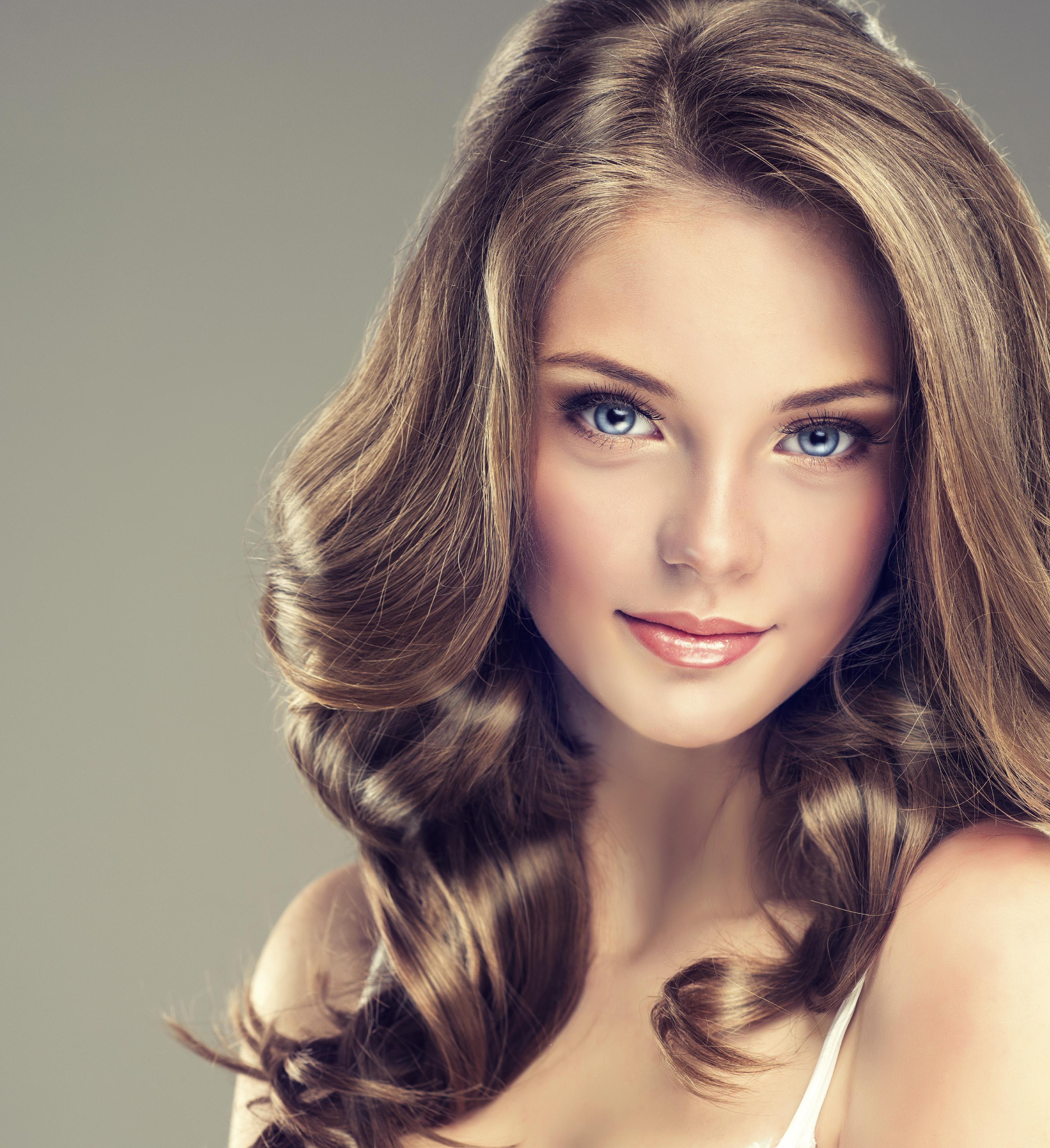 Mahagoni Alles über Die Trend Haarfarbe Desired De