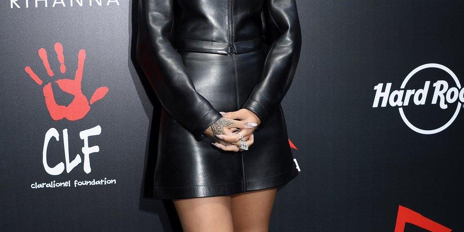 Rihanna: Ist sie auch in den Nacktskandal verwickelt?