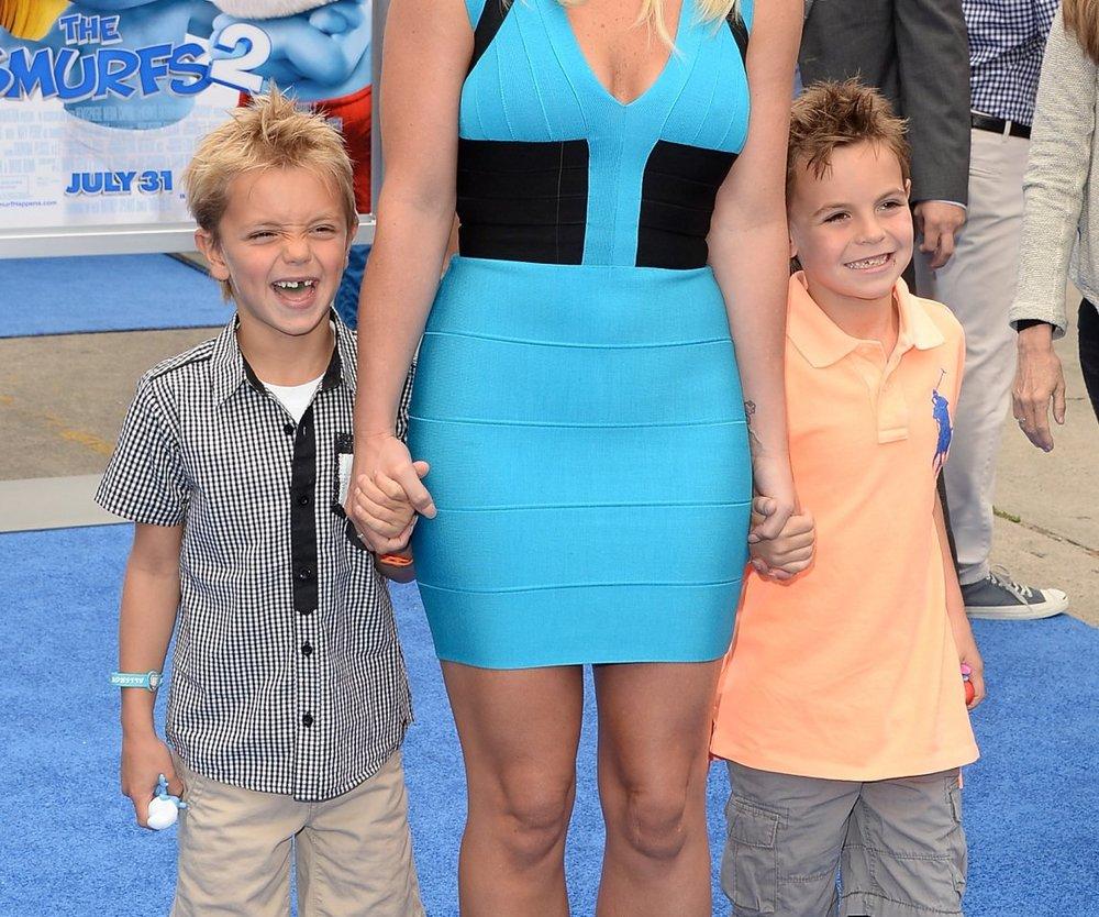 Britney Spears und Kevin Federline: Der Streit ist beigelegt