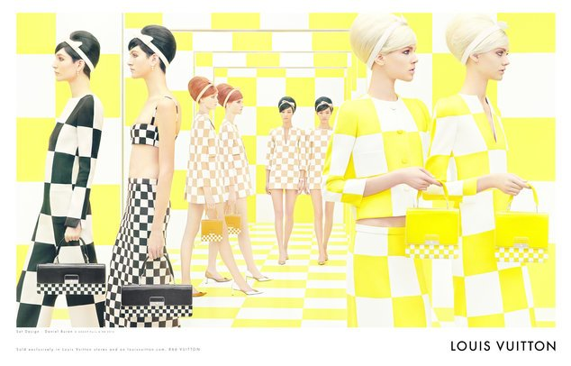 Die neue Kampagne von Louis Vuitton