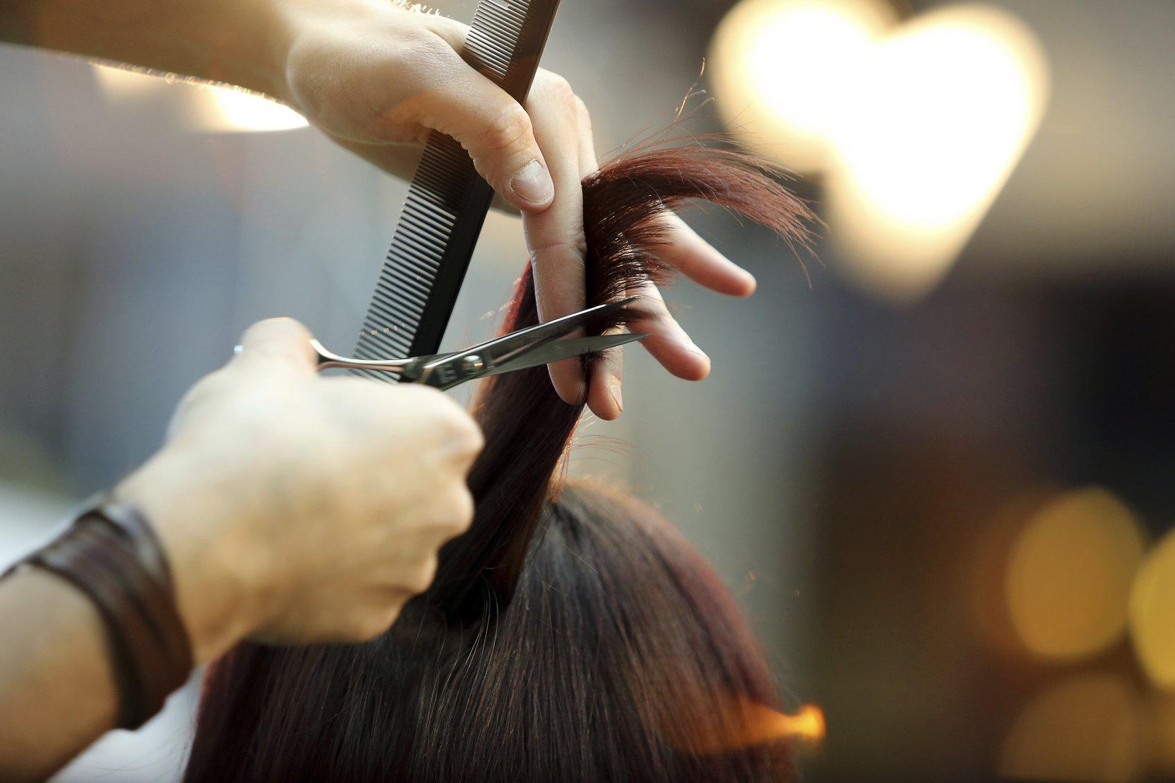 Haar ausdünnen