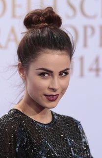 Lena Meyer Landrut: Blogger Hair Knot