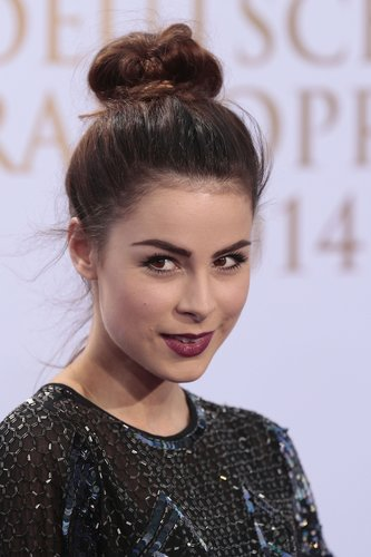 Lena Meyer Landrut: Blogger Hair Knot