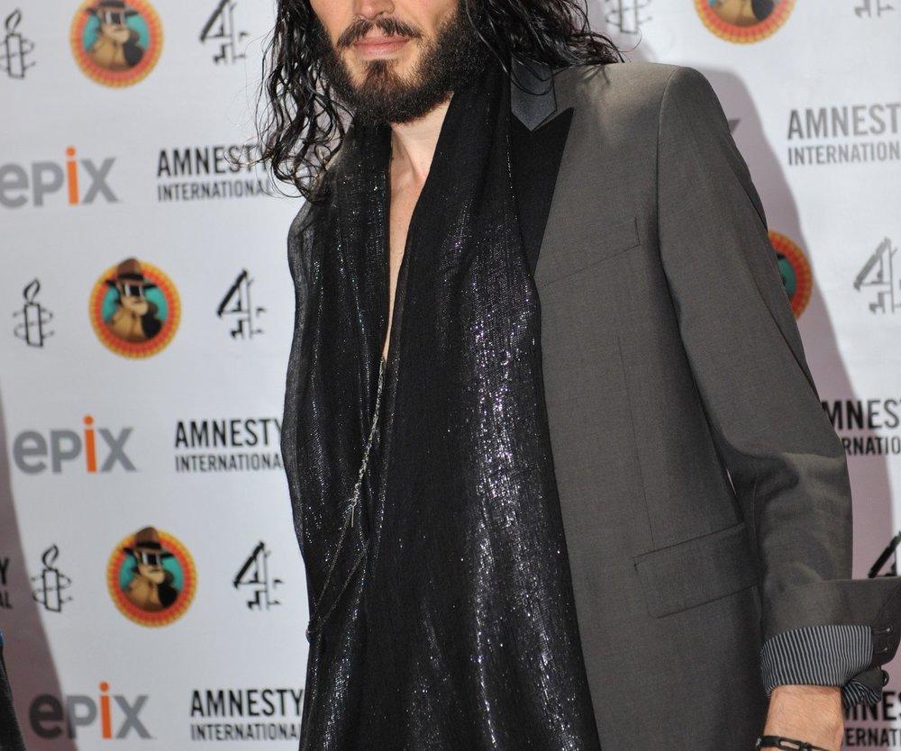 Russell Brand: Moderator der MTV Movie Awards