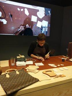 Louis Vuitton Taschen Herstellung