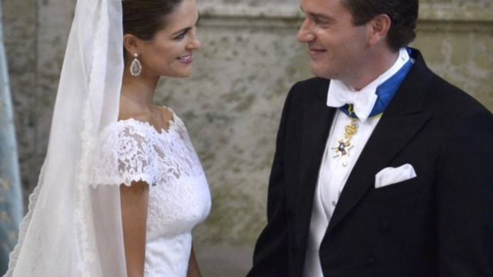 Prinzessin Madeleine feiert heute Hochzeitstag