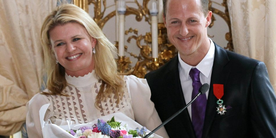 Michael Schumacher: So geht es seiner Frau Corinna