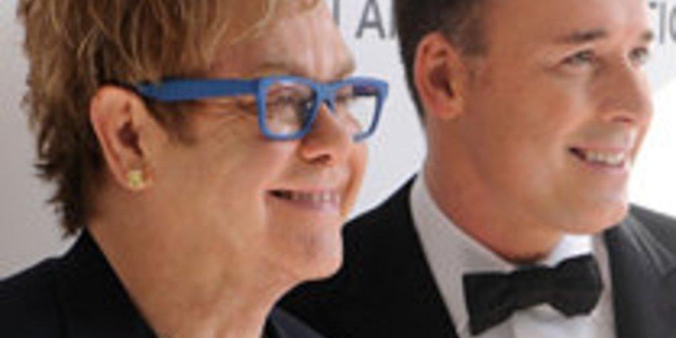 Elton Johns Sohn lebt im Luxus
