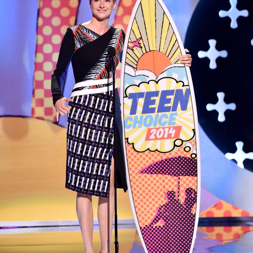 Teen Choice Awards 2014: Shailene Woodley ist die Abräumerin des Abends