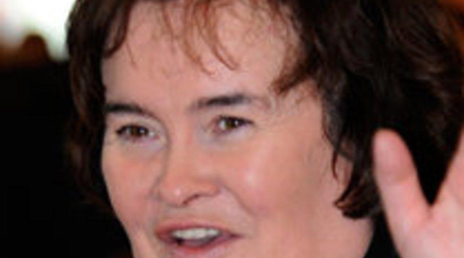 Susan Boyle: von Einbrechern überrascht