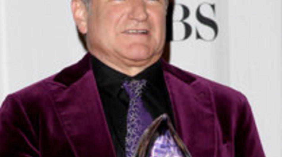 Robin Williams sagt Show ab