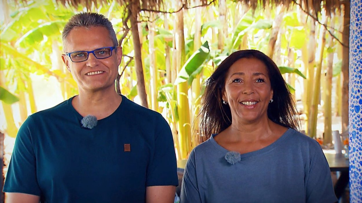 Der Bachelor Andrejs Mama Monika und ihr Freund Carsten