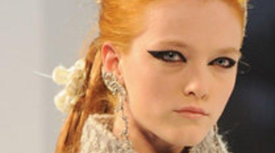Chanel Paris 2010: Gewohnheitsmode auf der Fashion Week